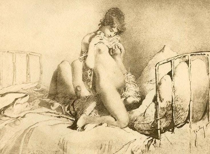 Порно в 19 стплетии